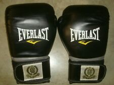 Everlast Boxing Gloves 100 Years Nyc Anniversary Champions Black 13868