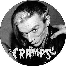 IMAN/MAGNET THE CRAMPS Bryan Gregory . lux interior poison ivy psychobilly trash