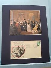 Ben Franklin - U.S. Ambassador to France & 200th Anniversary Commemorative Cover