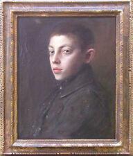 PORTRAIT de L.SALAÜN de K/Marcal, 10 ans BONNEVAY 1903 Puy-en-Velay 1903 *