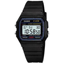Genuine CASIO wristwatch standard RETRO model F-91W-1JF Free shipping