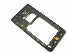 Samsung GALAXY s2 i9100 CORNICE CENTRALE CORNICE CENTRALE MIDDLE FRAME vetro della fotocamera