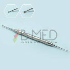 Or Grade Surgical Bone Curettes Molt 24 Periosteal Elevator Implant Dental