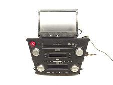 UK SUBARU LEGACY BP BL MK4 DVD NAVIGATION SYSTEM MP3 CD WMA HEAD UNIT + SCREEN