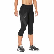 2XU Mid-Rise Compression 3/4 length running tights women XS