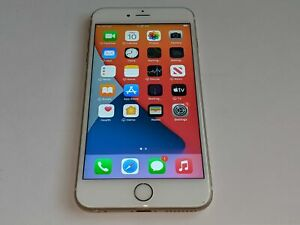 Apple iPhone 6s Plus A1687 16GB Gold/White Verizon Smartphone/Cell Phone