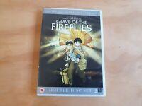 Grave of Fireflies 2-Disc DVD Set Studio Ghibli