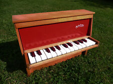 rare Toy piano 25 touches MICHELSONNE PARIS - see video