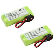 2 NEW Cordless Home Phone Rechargeable Battery for Uniden BT-1008 BT1008 HOT!