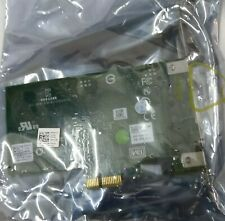 Dell 00FCGN Broadcom 5720 Full Height Dual Port NIC Card