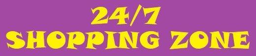24/7 Shopping Zone