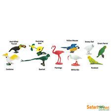 EXOTIC BIRDS Bulk Bag 761804- 48 pc ~ New 2016 ~ Ships Free/USA w/ $25+ SAFARI