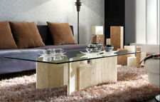 Less than 60cm Height Marble Contemporary Coffee Tables