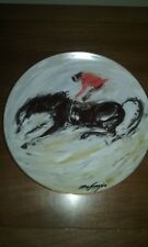"""""""Bronco"""" by Ted Degrazia Western Series 1987 MIB"""