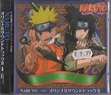 "NARUTO ""GAMABUNTA"" - original soundtrack - cd musicale"