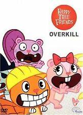 Happy Tree Friends: Overkill (3 DVDs) von Rhode Montijo | DVD | Zustand sehr gut
