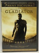 Gladiator Russell Crowe Widescreen Edition Dvd (2003 Dreamworks)