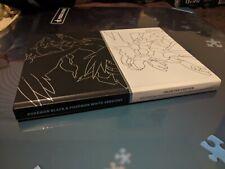 Pokemon Black and White Collectors Edition Guide w/ holo miniposter & map