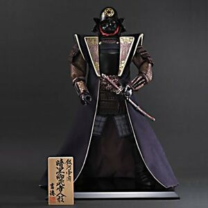 Star Wars DARTH VADER SAMURAI YOROI ARMOR DOLL Yoshitoku Bushi New