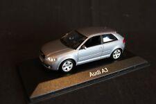 Minichamps Audi A3 1:43 silver