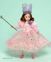 "Madame Alexander MAGIC BUBBLE GLINDA THE GOOD WITCH 10"" Cissette Doll - NEW MIB"