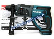 Makita 18V SDS-Bohrhammer DHR202 Nachfolger von BHR202 Neu mit Rechnung