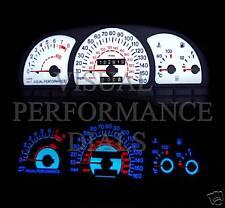 Vauxhall Astra mk3 /Lotus Elan interior speedo dash lighting bulb white dial kit