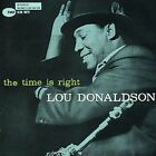 Lou Donaldson Time Is Right 180g vinyl LP NEW sealed