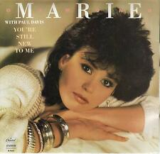 MARIE OSMOND  You're Still New To Me / New Love 45 with PicSleeve