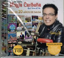 Orquesta Magia Caribena Que ComoQue No    32 EXITOS BRAND NEW SEALED 2CDS SET