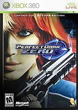 Perfect Dark Zero Limited Collector's Ed Xbox 360 NRMT
