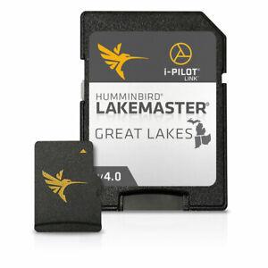 Humminbird LakeMaster Great Lakes - v4 - microSD