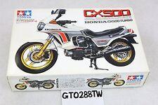 TAMIYA 1/12 scale bike kit- Honda CX500 Turbo 1982 #14016