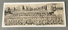Original 1948 Us Marine Corps Vmf-241 Panoramic Squadron Photo