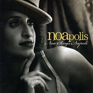 NOA - NOAPOLIS - NOA SINGS NAPOLI - CD NUOVO SIGILLATO RARO
