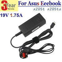 Power Charger for ASUS C201 11.6 Chromebook C201P Flip C100 C100P C100PA COOL
