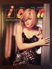 "1995, Madonna, ""ICON"" Fan Club Magazine (Scarce), Vol 5, Issue 4"