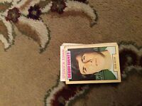 T2-1 trade carda a&bc abc blue back no 15 kevin hector