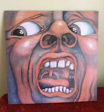 "King Crimson "" In The Court Of The Crimson King"" Album LP KCLP1"