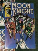 MOON KNIGHT #22 NM High Grade Doug Moench Bill Sienkiewicz Art 1983 MARVEL