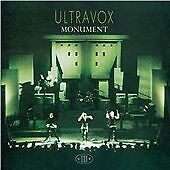 Ultravox - Monument (Live Recording/Original Soundtrack, 2013)