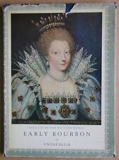 Early Bourbon 1590-1643: Costume of the Western World. 1951 HB DJ. Illustrated