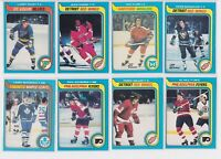 1979-80 O-PEE-CHEE PICK CHOOSE CARDS .99 EACH | NO GRETZKY