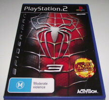 Spiderman 3 PS2 PAL *Complete*