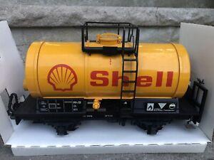 LGB 4040 S Shell Single Dome Tank Car LN/Box