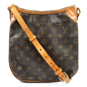 LOUIS VUITTON Shoulder Bag Odeon PM Monogram M56390