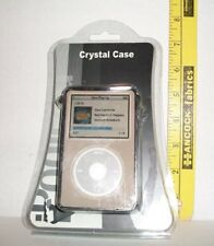 Jebo Crystal Ipod Clear Smoky Gray Case Nip Msrp 22.95