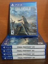 New listing Final Fantasy Xv / 15 (Playstation 4, Ps4) Brand New & Factory Sealed