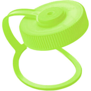 Nalgene Small Wide Mouth 16 oz. Water Bottle Replacement Cap - Green