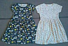 Girls Dress Bundle Age 5-6 Years Peacocks